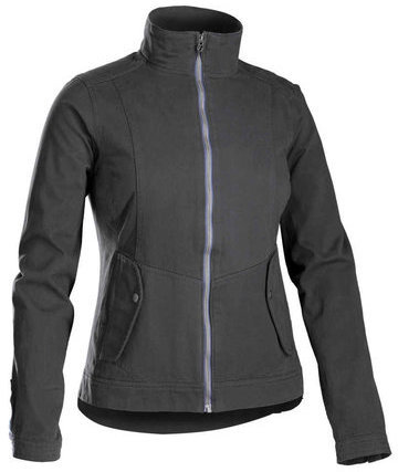Bontrager Breese Women's Jacket Color: Dark Grey