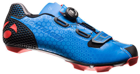 Bontrager Cambion MTB Shoes Color: Electric Blue