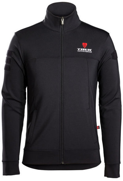 Bontrager Certified Service Track Jacket Color: Black