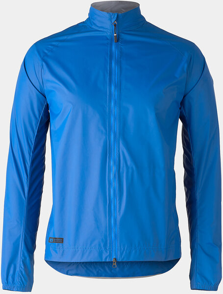 Bontrager Circuit Cycling Rain Jacket Color: Alpine Blue