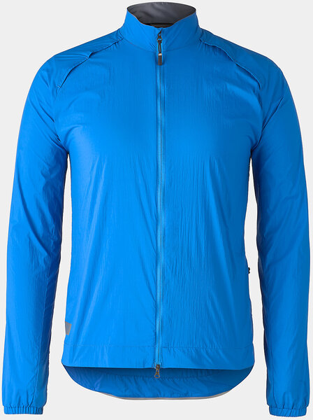 Bontrager Circuit Cycling Wind Jacket Color: Alpine Blue