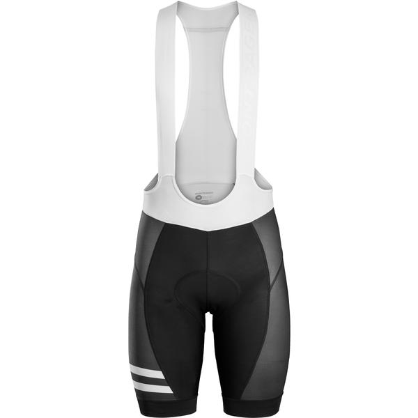 Bontrager Circuit LTD Bib Cycling Short - Men's Color: Black/White