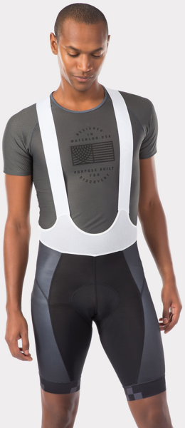 Bontrager Circuit LTD Bib Cycling Short Color: Black/Grey