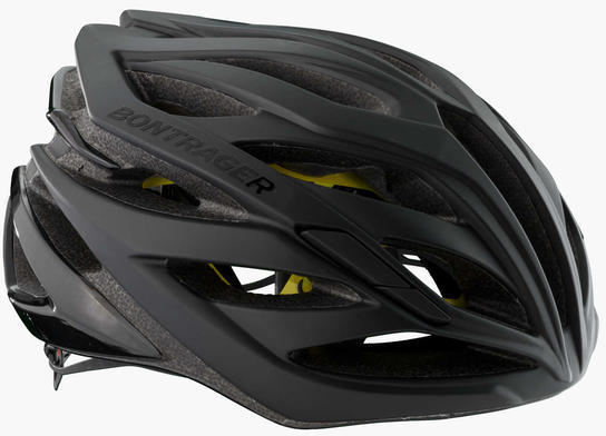 Bontrager Circuit MIPS Helmet Color: Black