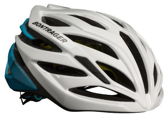 Bontrager Circuit MIPS Women's Helmet Color: White/California Sky Blue