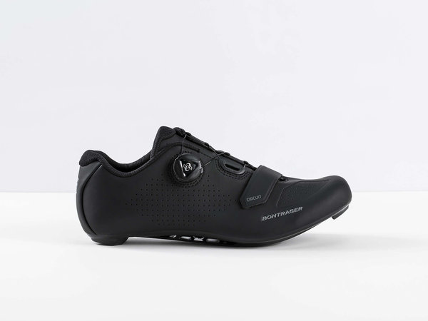 Bontrager Circuit Road Shoe Color: Black