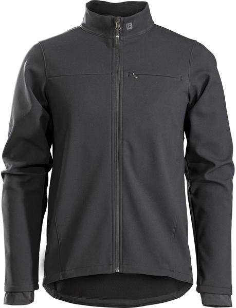 Bontrager Circuit Softshell Cycling Jacket Color: Black