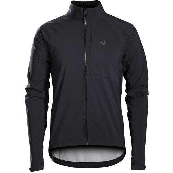 Bontrager Circuit Stormshell Cycling Jacket Color: Black