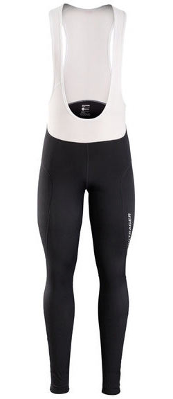 Bontrager Circuit Thermal Bib Cycling Tights Color: Black
