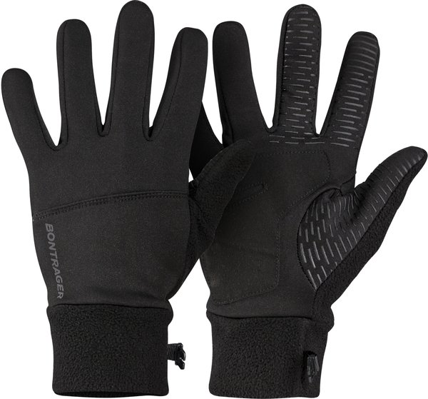 Bontrager Circuit Thermal Cycling Glove Color: Black