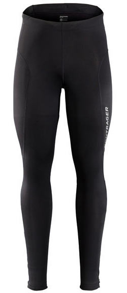 Bontrager Circuit Thermal Cycling Tights Color: Black
