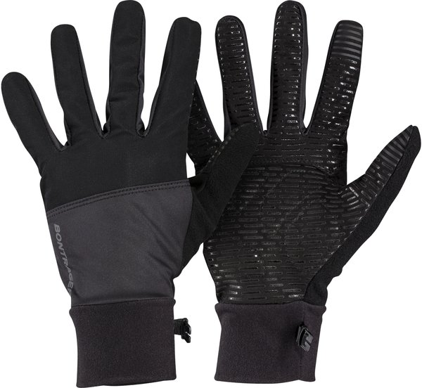Bontrager Circuit Windshell Cycling Glove Color: Black