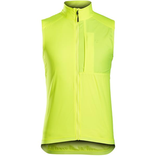 Bontrager Circuit Windshell Vest Color: Visibility Yellow