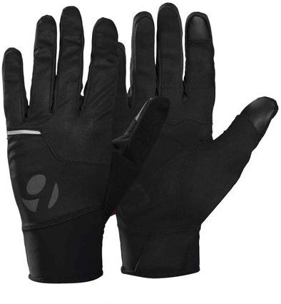 Bontrager Circuit Windshell Gloves Color: Black