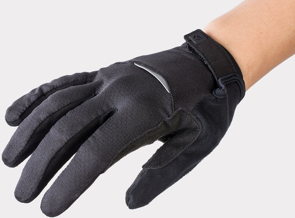Bontrager Circuit Women's Full Finger Cycling Glove Color: Black