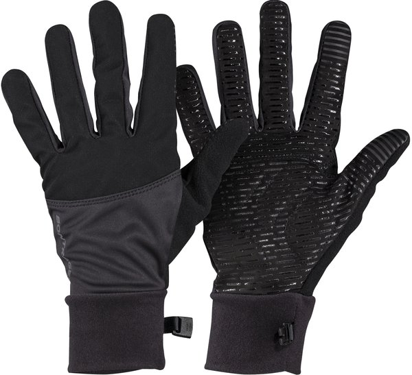 Bontrager Circuit Women's Windshell Cycling Glove Color: Black