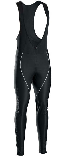 Bontrager Velocis Stormshell Bib Tights Color: Black