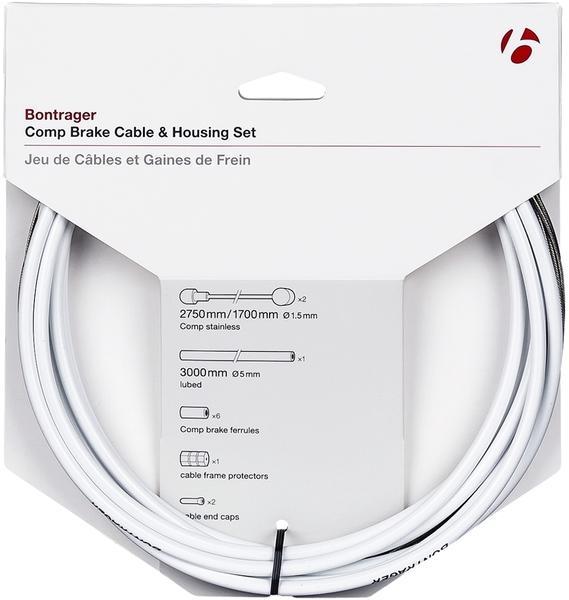 Bontrager Comp Brake Cable & Housing Set