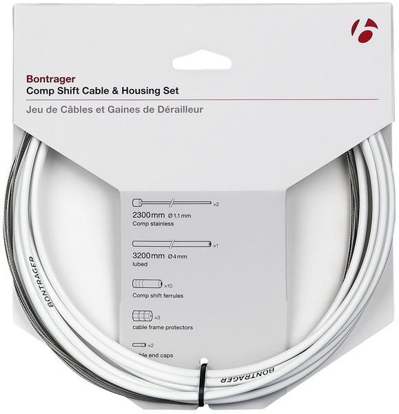 Bontrager Comp Shift Cable & Housing Set