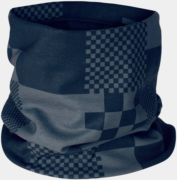 Bontrager Convertible Cycling Neck Gaiter Color: Black/Grey