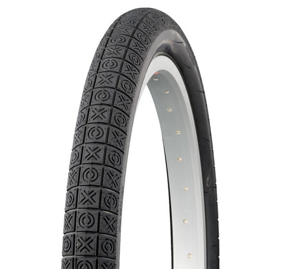 Bontrager Dialed Kids' Tire 20-inch Color | Size: Black | 20 x 1.80