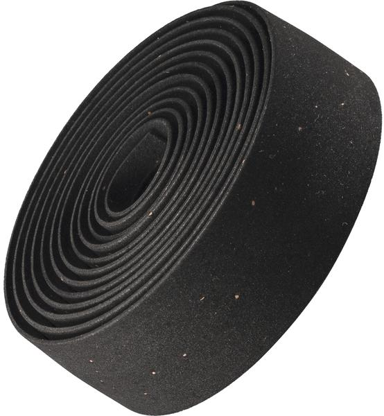 Bontrager Double Gel Cork Handlebar Tape Color: Black