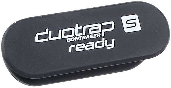 Bontrager Duotrap S Cover - Carbon Road Frame