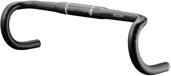 Bontrager Elite IsoZone VR-SF Road Handlebar Color: Black