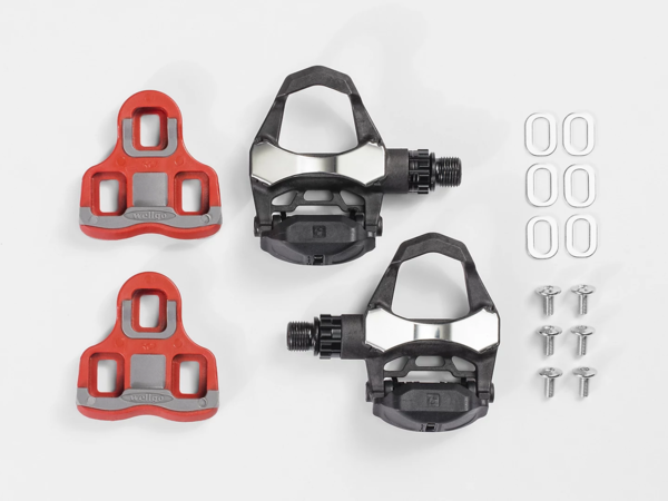 Bontrager Elite Road Pedal Set Color: Black