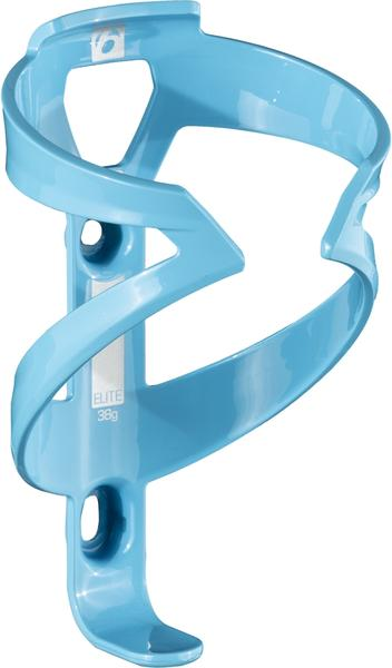 Bontrager Elite Water Bottle Cage Color: Azure