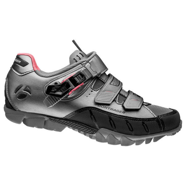 Bontrager Evoke DLX Shoes - Women's Color: Gun Metal