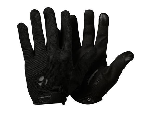 Bontrager Evoke Full-Finger Gloves Color: Black