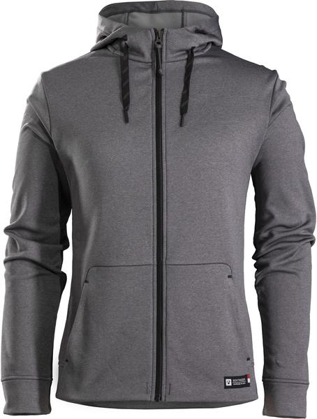 Bontrager Evoke Mountain Bike Hoodie Color: Charcoal