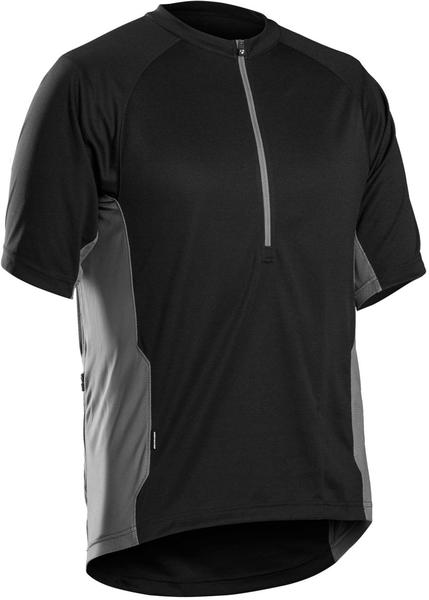 Bontrager Evoke Short Sleeve Jersey Color: Black