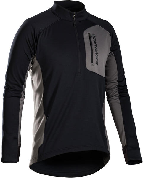Bontrager Evoke Thermal Long Sleeve Jersey Color: Black
