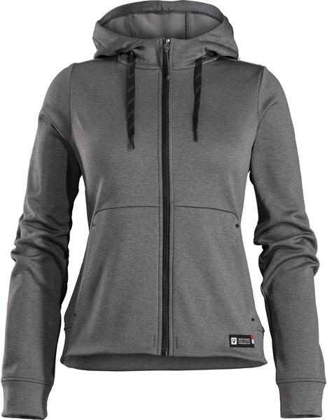 Bontrager Evoke Women's Mountain Bike Hoodie Color: Charcoal