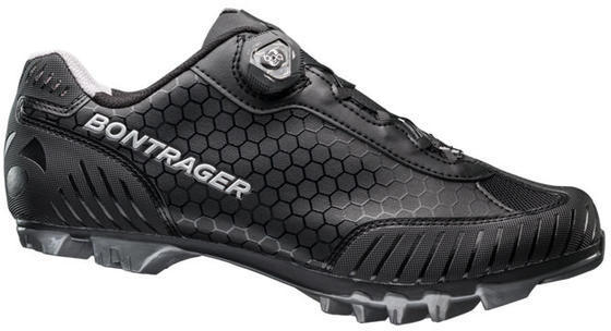 Bontrager Foray Shoe Color: Black