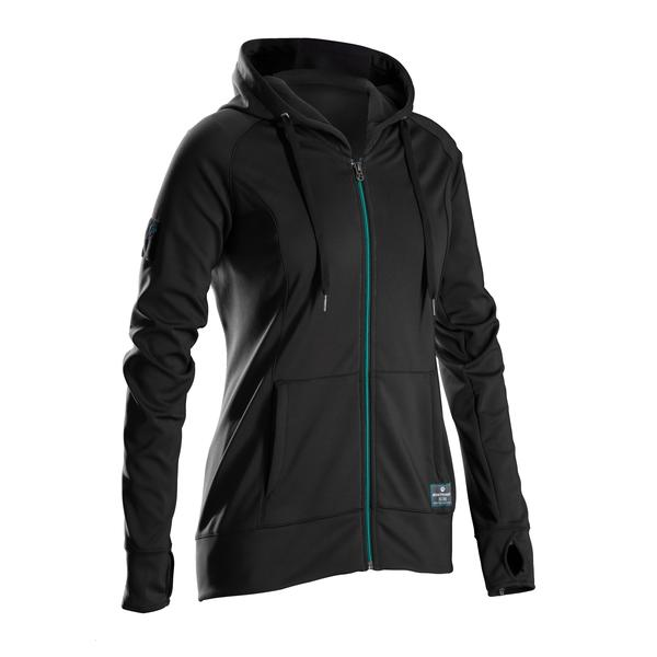 Bontrager Premium Full Zip Hoodie Color: Black