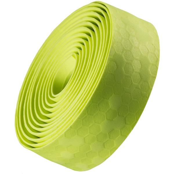 Bontrager Gel Cork Visibility Handlebar Tape Color: Visibility Yellow