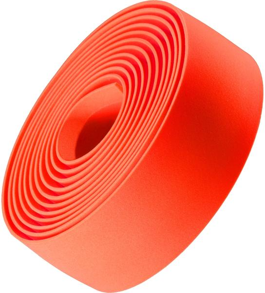 Bontrager Gel Cork Visibility Handlebar Tape Color: Radioactive Orange
