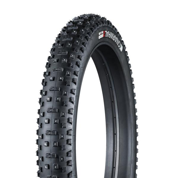 Bontrager Gnarwhal Studded Fat Bike Tire 26-inch Size: 26 x 3.80