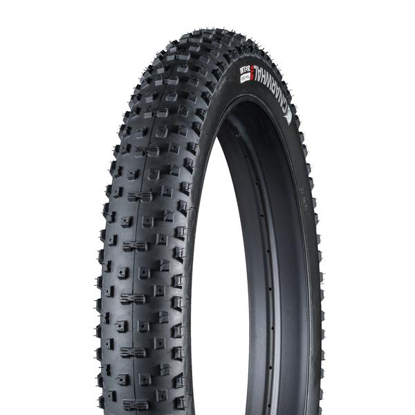 Bontrager Gnarwhal Fat Bike Tire 26-inch Color: Black