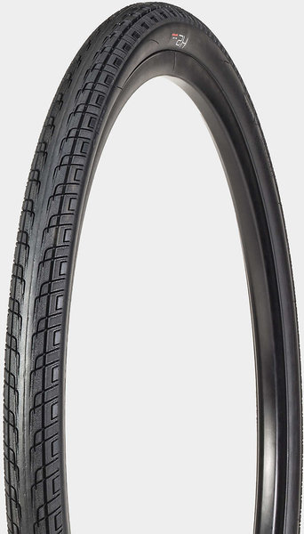Bontrager H2 Hybrid Tire 700C Color: Black