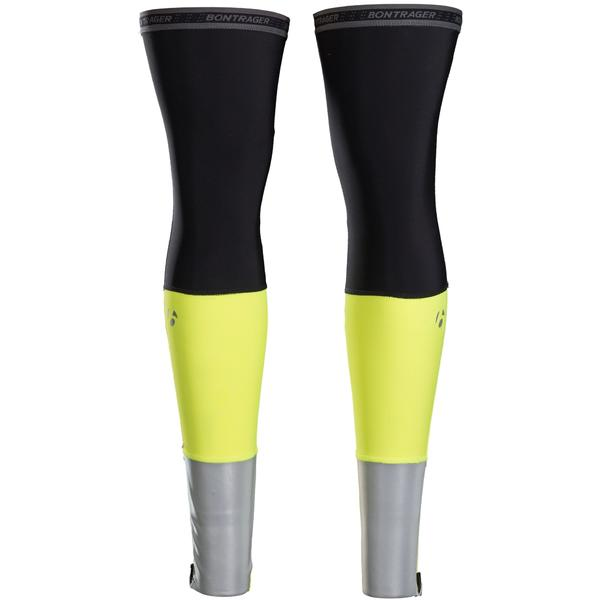 Bontrager Halo Thermal Leg Warmer Color: Visibility Yellow