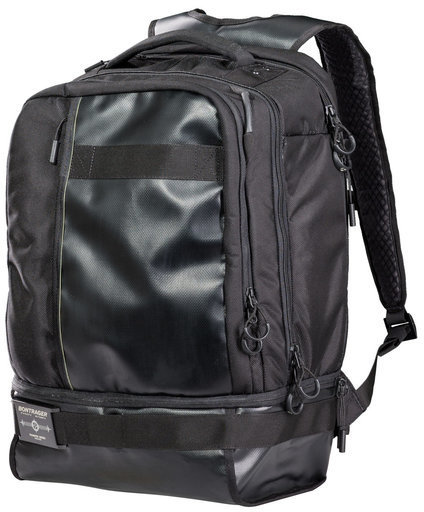 Bontrager Harelbeke Backpack Color: Black