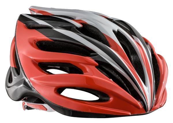 Bontrager Circuit Color: Black / White / Red