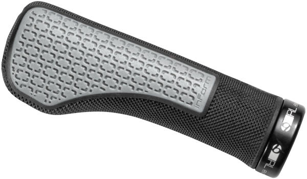 Bontrager inForm Evoke RL Grips Color: Black