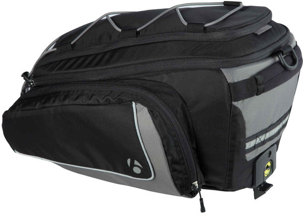 Bontrager Interchange Deluxe Plus Rear Trunk Color: Black