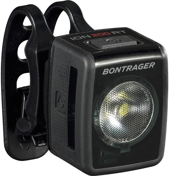 Bontrager Ion 200 RT Front Bike Light Color: Black