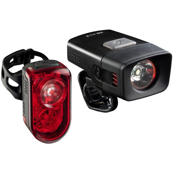 Bontrager Ion 450 R / Flare R Light Set